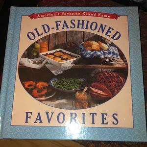 Old-fashioned favorites book